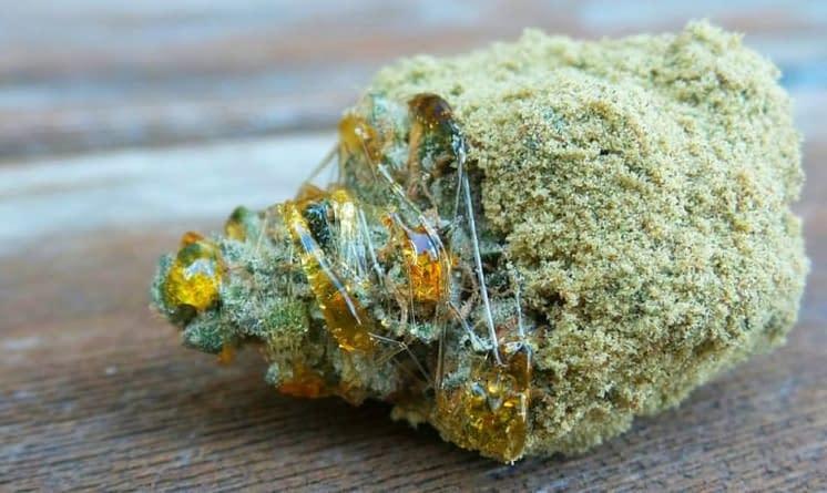 smoking moon rocks